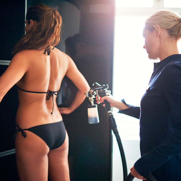 Essentials Beauty Skincare Clinic Spray Tanning